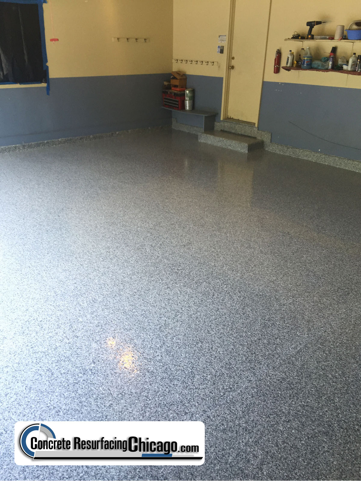 630-448-0317 - Flake Floors Concrete Resurfacing Solutions Serving Chicagoland