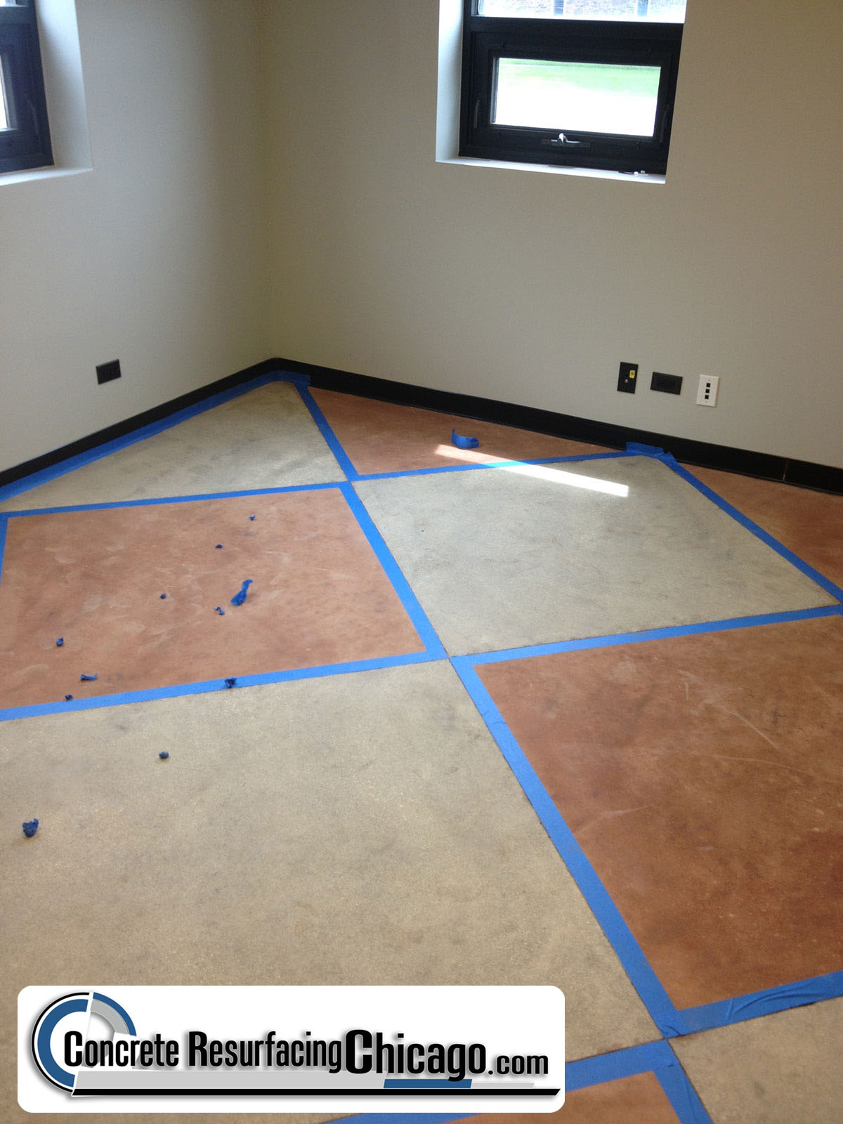 630-448-0317 - Metallic Floors Concrete Resurfacing Solutions Serving Chicagoland