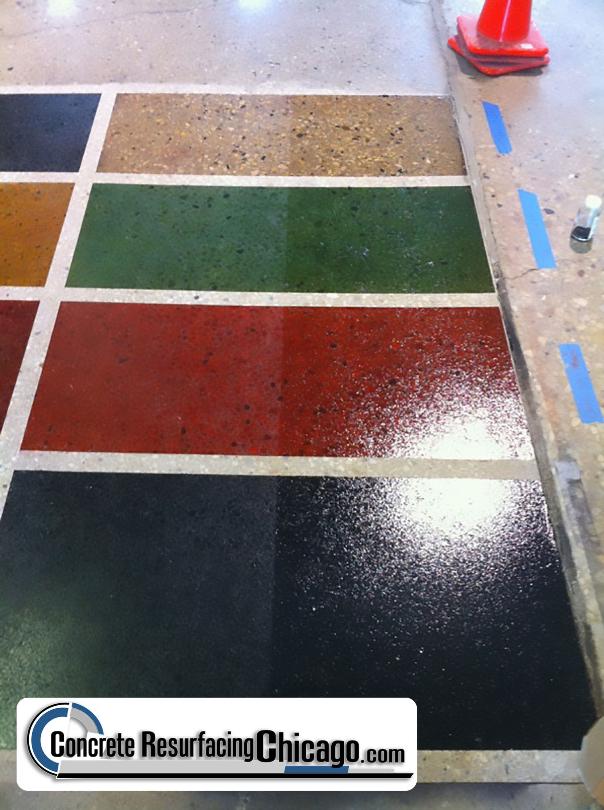 630-448-0317 - Concrete Resurfacing Solutions Serving Chicagoland