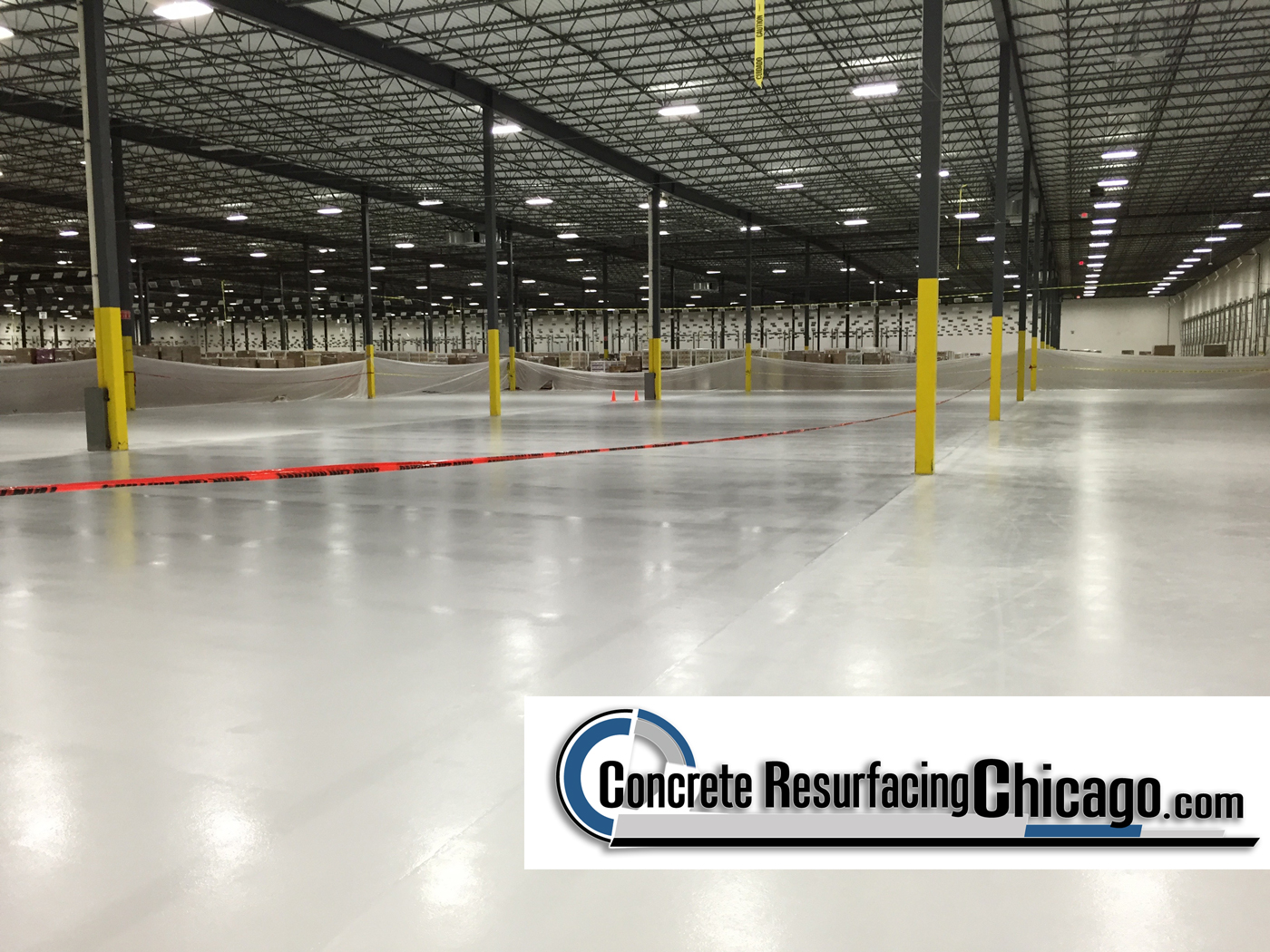 630-448-0317 -Industrial Commercial Floors Concrete Resurfacing Solutions Serving Chicagoland