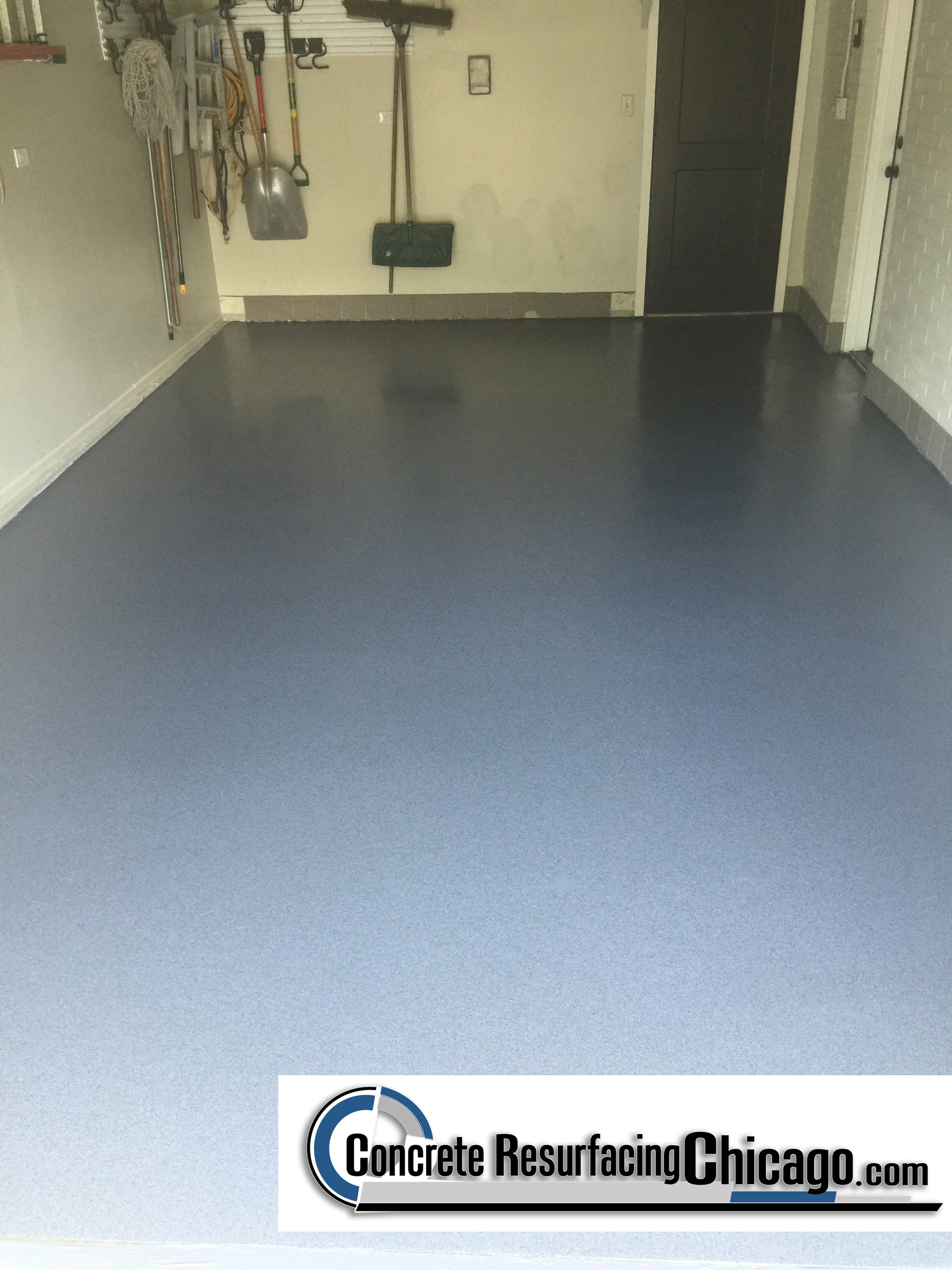 tred sani finishes coatings coating resurfacing floor garage