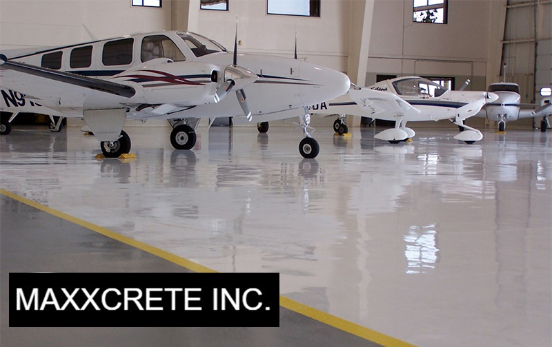 Polished concrete floors in an auto assembly plant Concrete Resurfacing Solutions