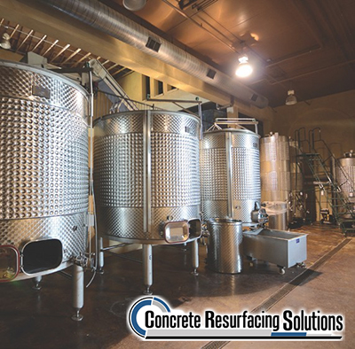 Concrete Resurfacing Chicago - ideal for kill rooms, deboning room, grinding rooms and more!