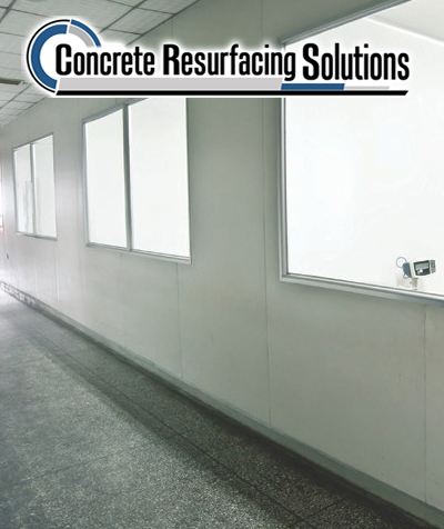 Concrete Resurfacing Chicago in pharmaceutical situations