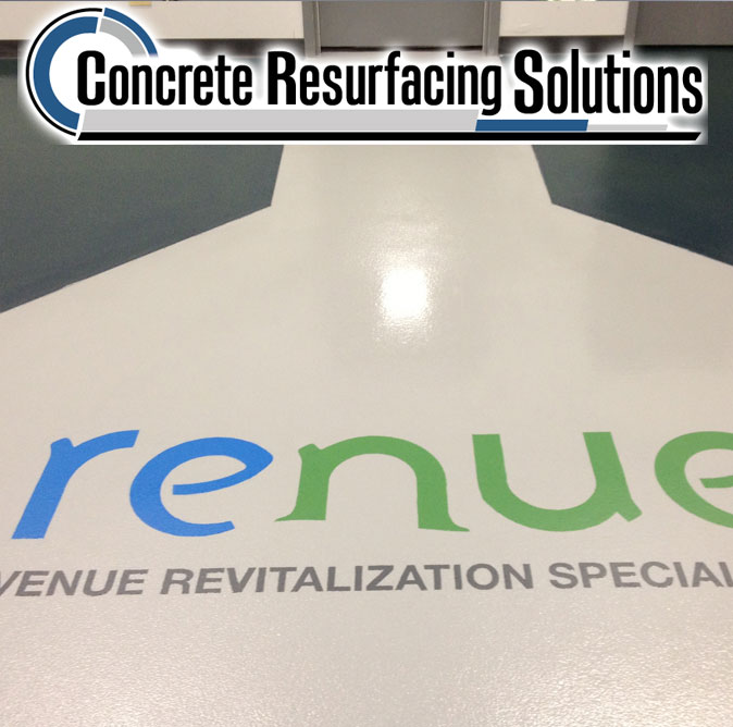 630-448-0317 Concrete Resurfacing Solutions, Inc. Flake